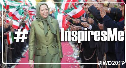 Maryam Rajavi Welcomed in Albania by PMOI members